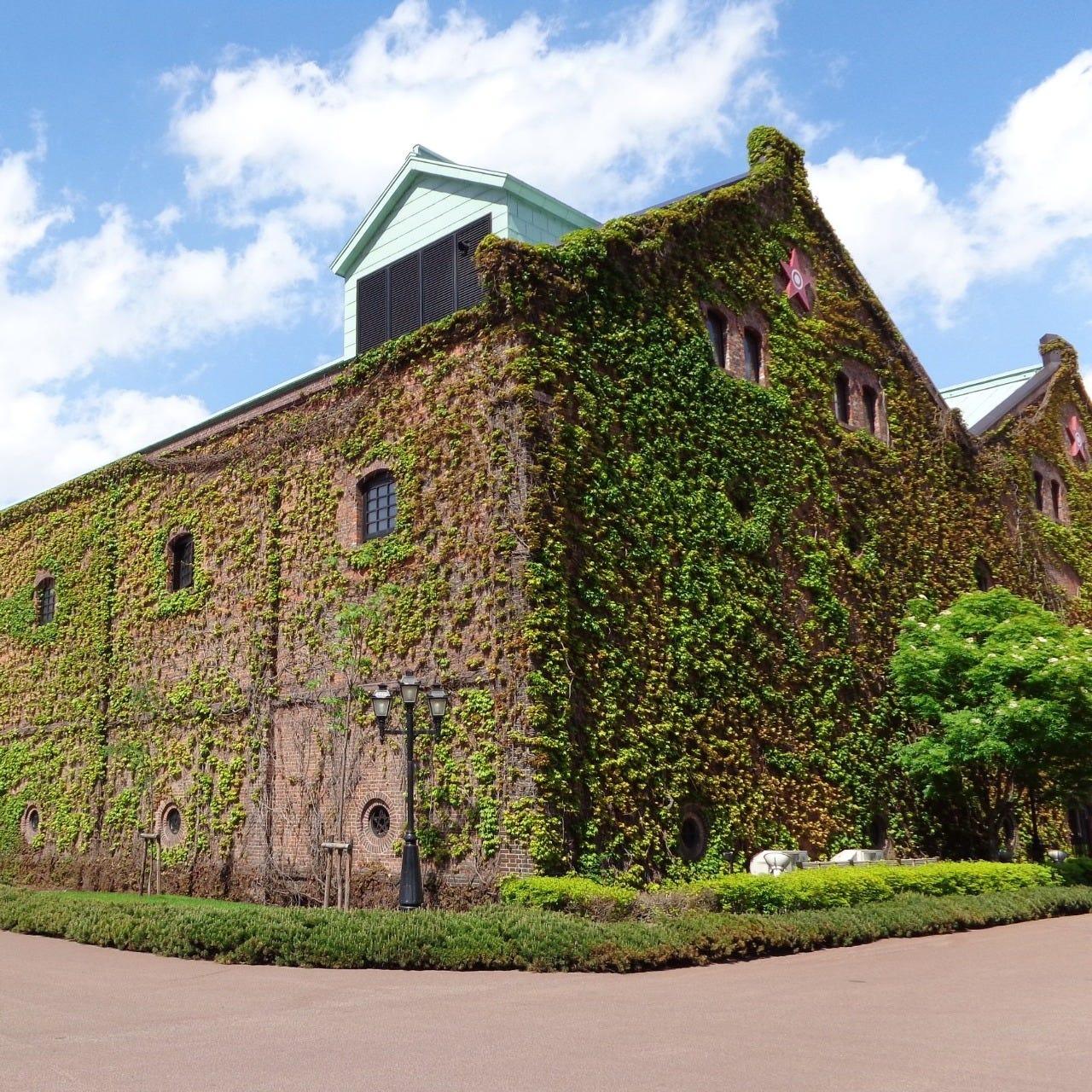 1876年創業「開拓使麦酒醸造所」跡地