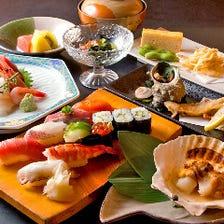 豪華に寿司宴会◆2H飲放題付5000円~