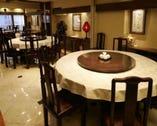 【テーブル個室】6名様からの個室です。つなげると最大45名様程度でご利用頂けます。