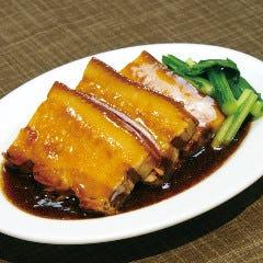 人気No.6【東坡肉】とろとろ豚の角煮