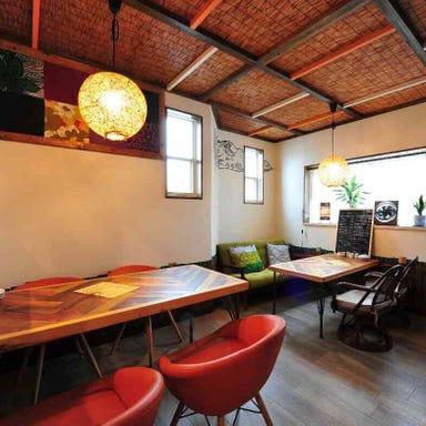 アジア食堂 Sunny Spice  店内の画像