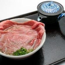 和牛しゃぶらー麺