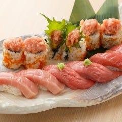 鮪まみれ寿司