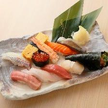 プレミアム特選寿司