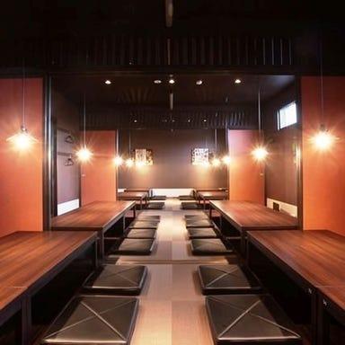 まぐろダイニング 美蔵 ホテルルートイン 西那須野店 店内の画像