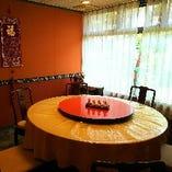 円卓テーブル席(~10名様)