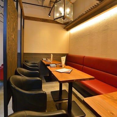 鉄板バル ETERNO エテルノ  店内の画像