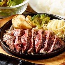 お昼からガッツリ!肉バルランチ☆