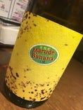 〈麦~ワイン酵母〉Marude Banana 22度(佐賀) ワイン酵母仕込ゆえ、ソーダ割、ロック良し