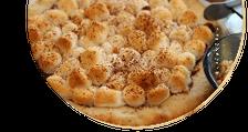 デザートピザはいかが?