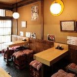 【2~4名様】テーブル席