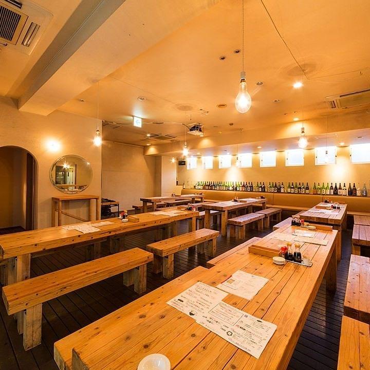 飲み放題付でお料理も豊富なプランは4,000円(税抜)からご用意!