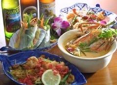 タイ料理とタイスキの店 クンテープ 道頓堀本店