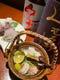 瀬戸内海産 真鱧(まはも) 早松茸の土瓶蒸し
