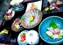 琵琶湖の恵みを堪能できます。