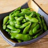 ど定番長茹で枝豆
