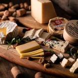 ちょこっとチーズの盛り合わせ
