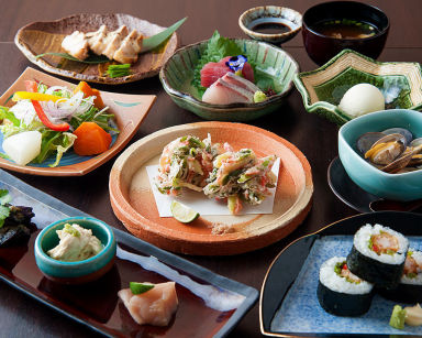 和食・町家ごはん そいる  コースの画像