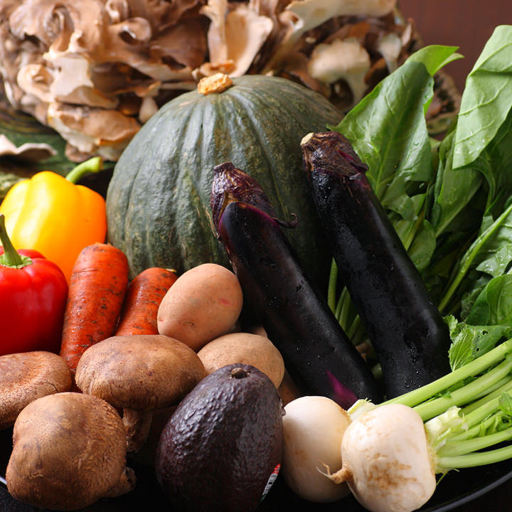 京都の農家から取り寄せる新鮮野菜!