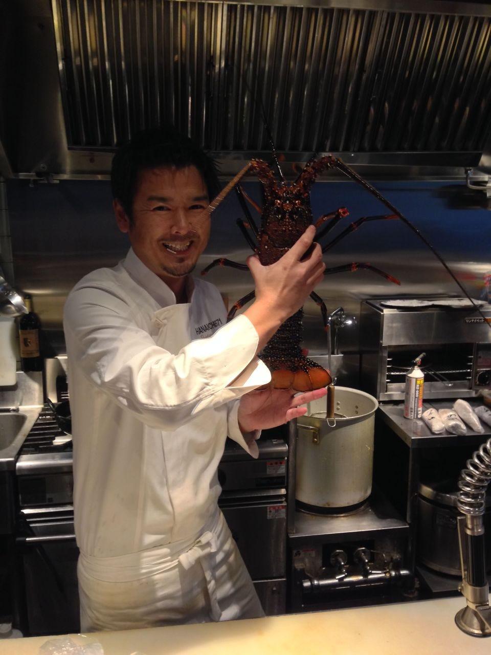 シェフ自慢の「和食×イタリアン」創作料理をご堪能ください!