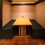 【4~6名様】テーブルBOX席