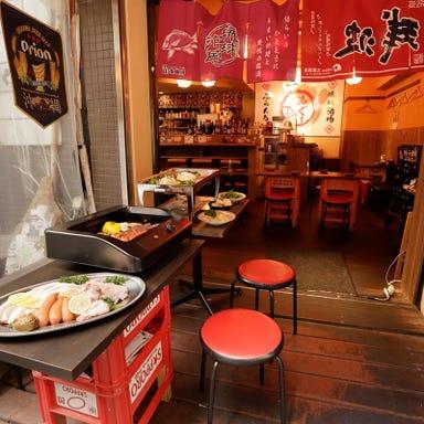 屋内BBQ&沖縄酒場 ぶらんちゅ 池袋西口店 店内の画像