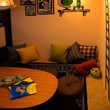 #602 CAFE&DINER 福岡ソラリアプラザ店 店内の画像