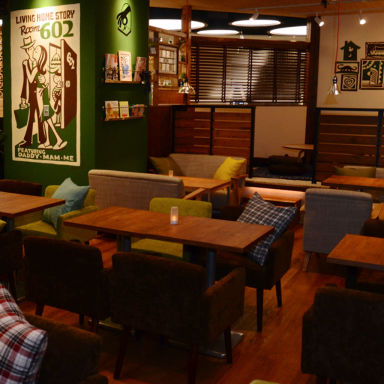 #602 CAFE&DINER 福岡ソラリアプラザ店 メニューの画像