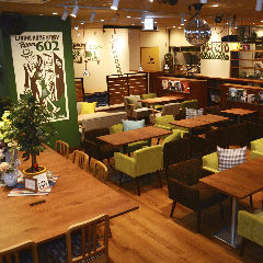#602 CAFE&DINER 福岡ソラリアプラザ店
