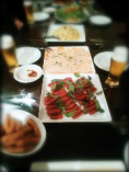 前菜からパスタ/ピッツァ、デザートまでイタリア料理を堪能