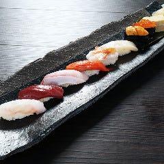 生寿司盛合せ-雅(みやび)-【八貫】