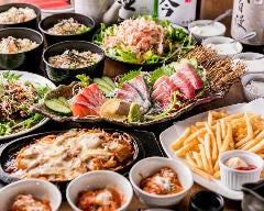 海鮮と日本酒の専門店 千栄乃和 立川店