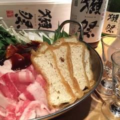 日本酒と創作糠漬 KURARA 神田