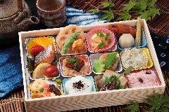 ~秋の十二単じゅうにひとえ ☆ご自宅で本格日本料理☆