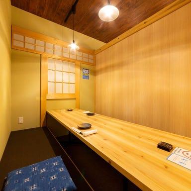 串と煮込みの元祖居酒屋 個室 門限やぶり 佐世保下京町店 店内の画像