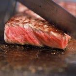 牛リブステーキ