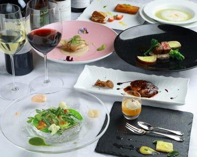 フランス料理 Allegro le mariage  コースの画像