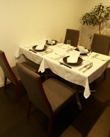 フランス料理 Allegro le mariage  店内の画像