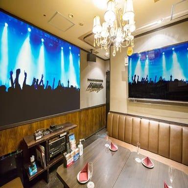 カラオケパセラ銀座店  店内の画像