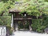 山ばな平八茶屋