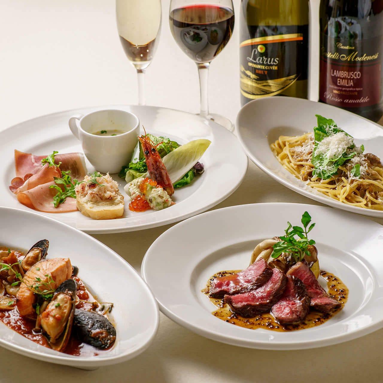 銀座ワイン食堂 パパミラノ 八重洲店