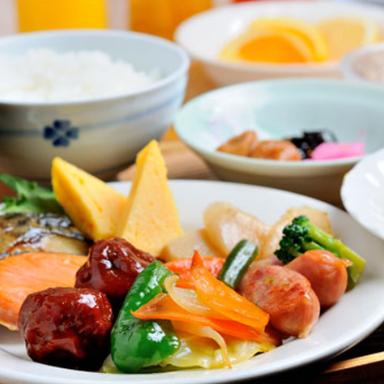 グランパークホテルパネックス千葉 レストランHale Ku Lani  メニューの画像