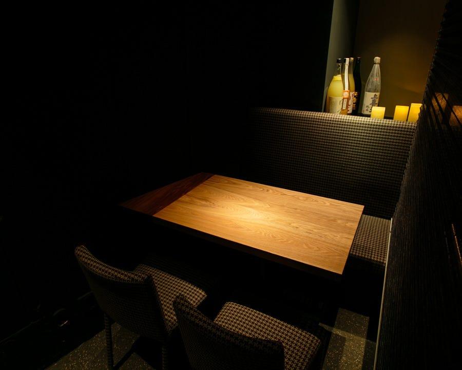 【西麻布】大人の雰囲気の上質個室