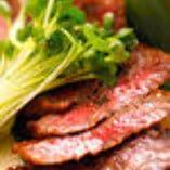 愛知牛のサーロインステーキ