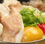 ホルタマ®(ホルモン入りお好み焼き)