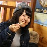 ②「まかない料理、負担0円」