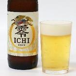 キリン零ICHI(ノンアルコールビール)