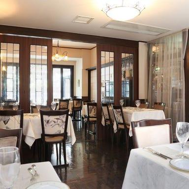 レストラン シェ・リュイ  店内の画像