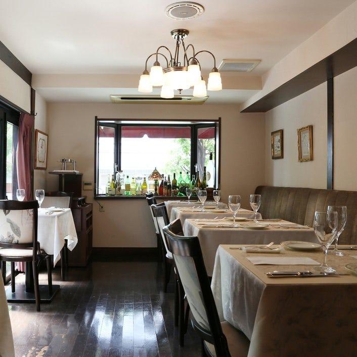 代官山の一軒家フレンチレストラン
