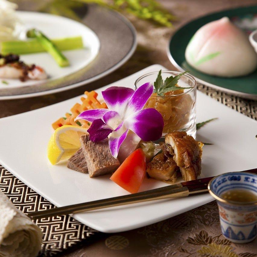 技の限りを尽くして創る広東料理